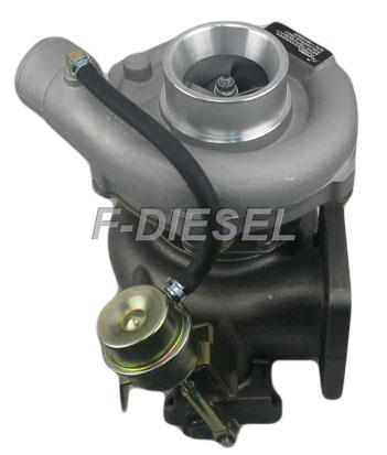 ISUZU Turbocharger,Stamping No  894390-6500,Part No  497045-0001