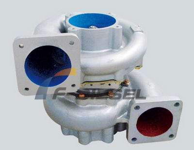 ABB RR151 turbochargers replacement