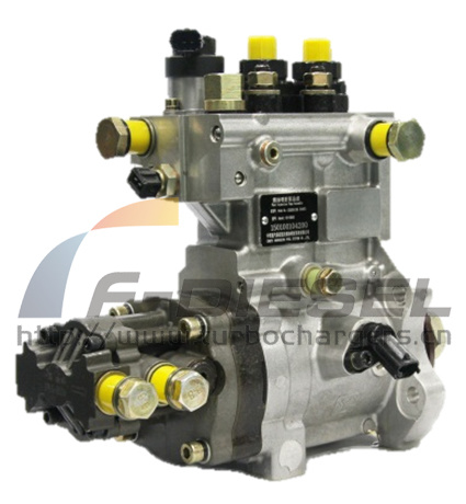 In-line Type HD CR Pump