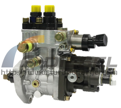 In-line Type LD CR Pump