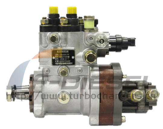 In-line Type MD CR Pump