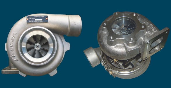 VEHICLE TURBOCHARGER
